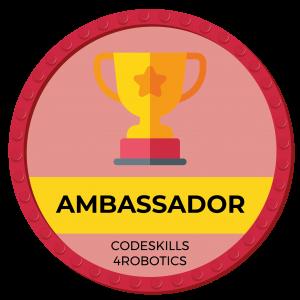 Become an Ambassador!