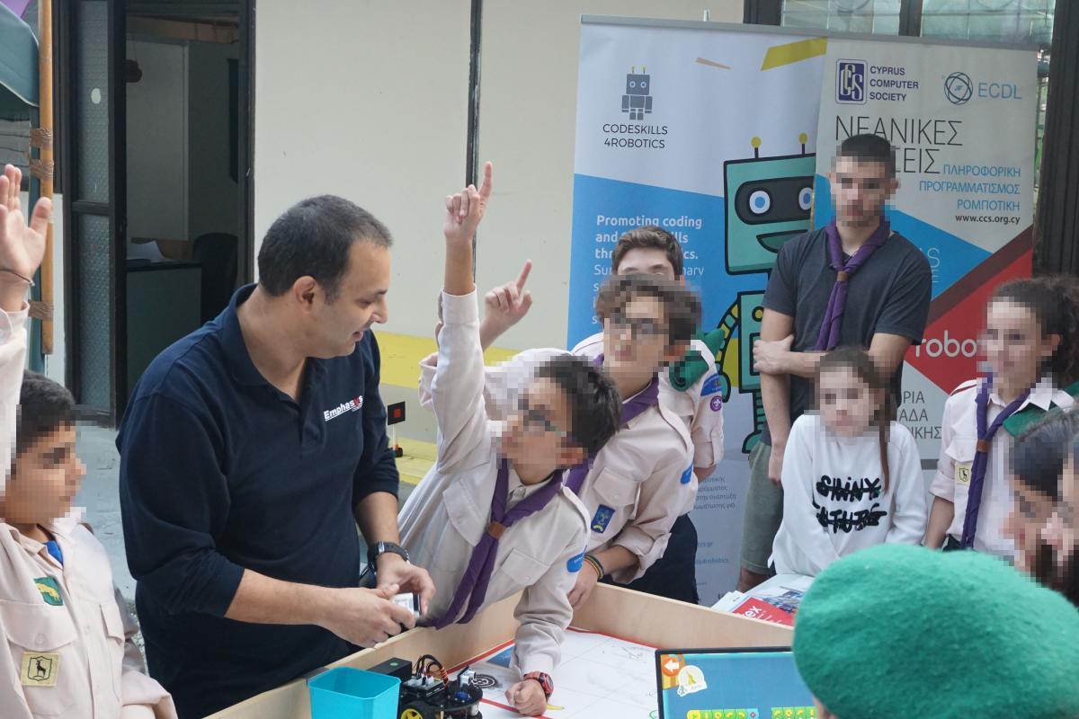 Emphasys EU Robotics Week 5
