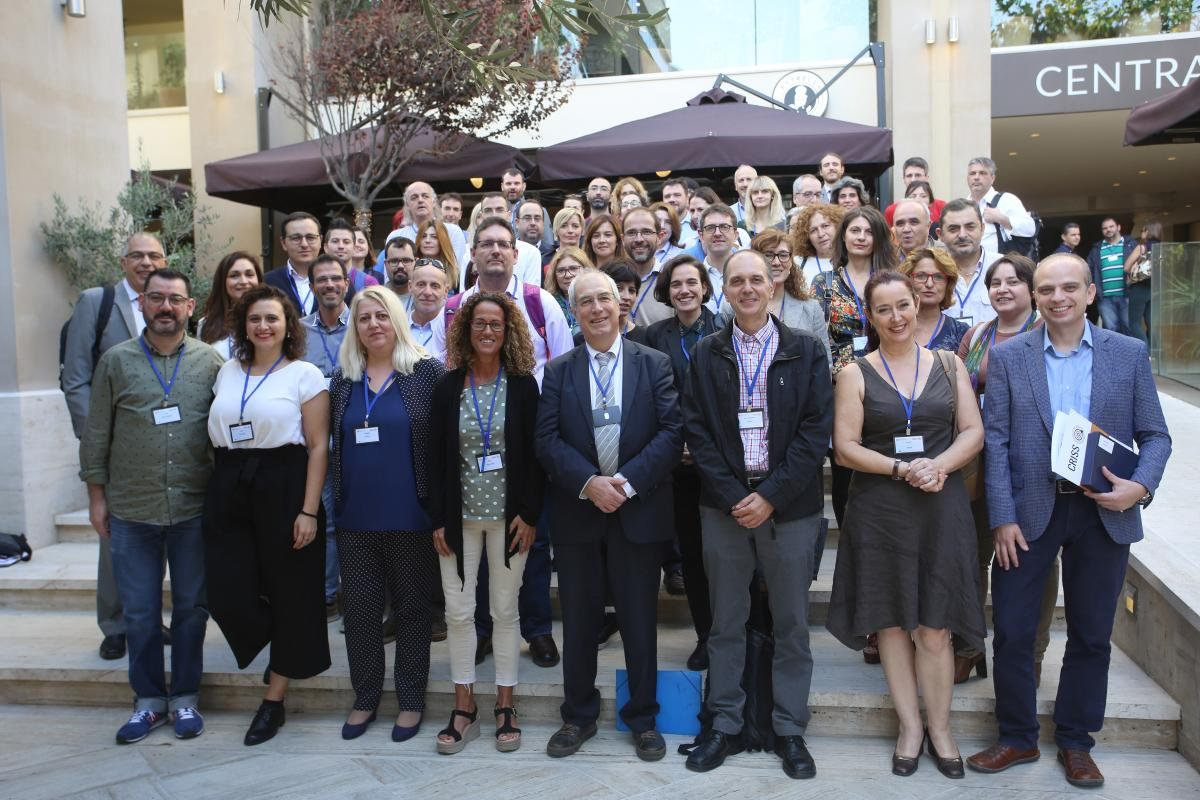 RDPSSEC CRISS Symposium 1